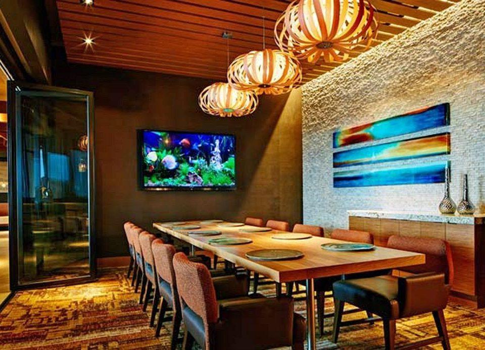 restaurant recreation room Bar Resort dining table