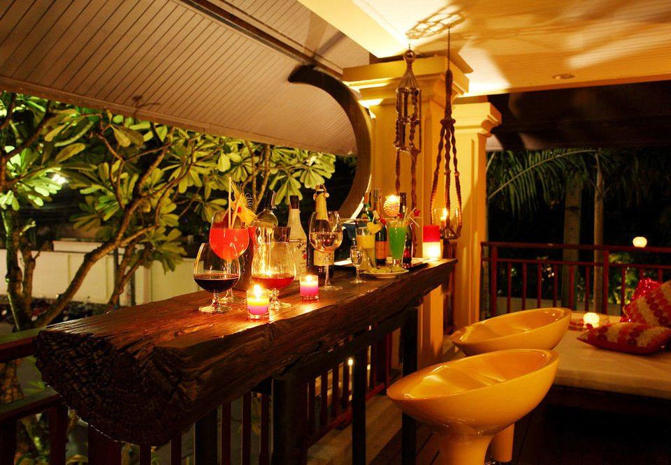 restaurant Resort Bar dining table