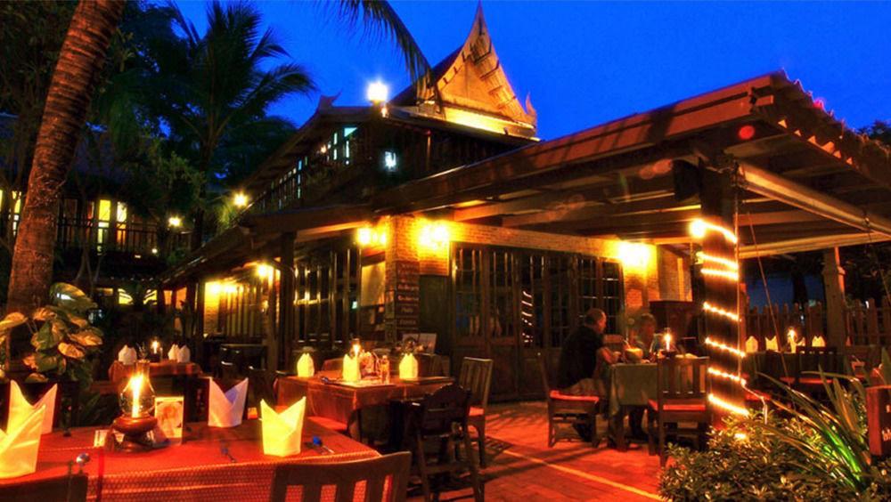 Resort night restaurant evening Bar