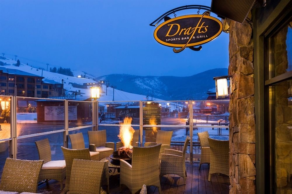 restaurant Resort night evening Bar