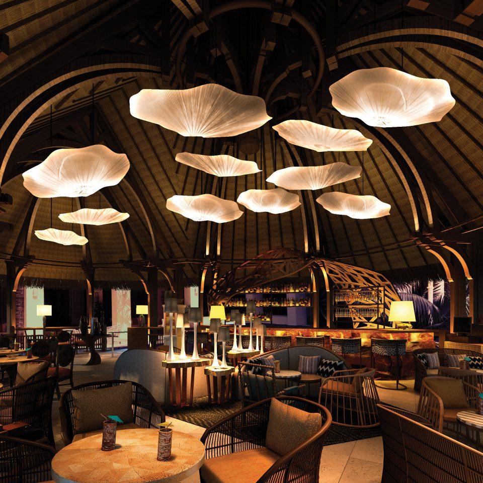 restaurant lighting Bar Resort set