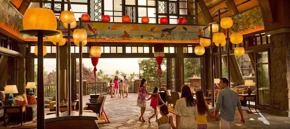 restaurant Resort tavern palace Bar