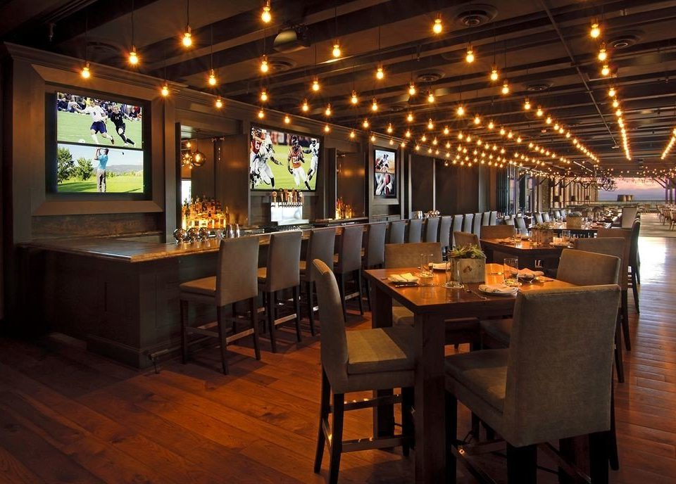 Bar Resort restaurant