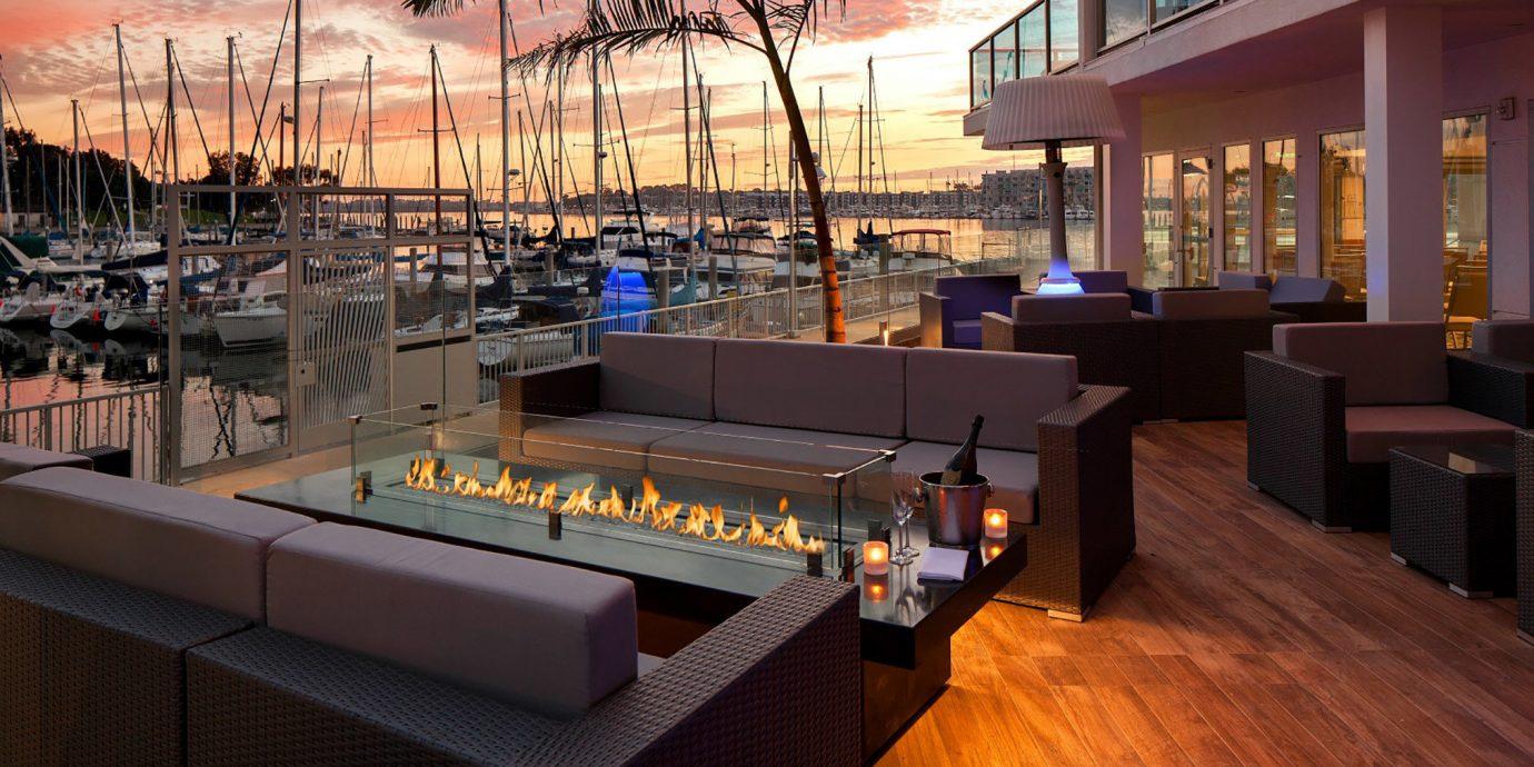 Bar restaurant Resort
