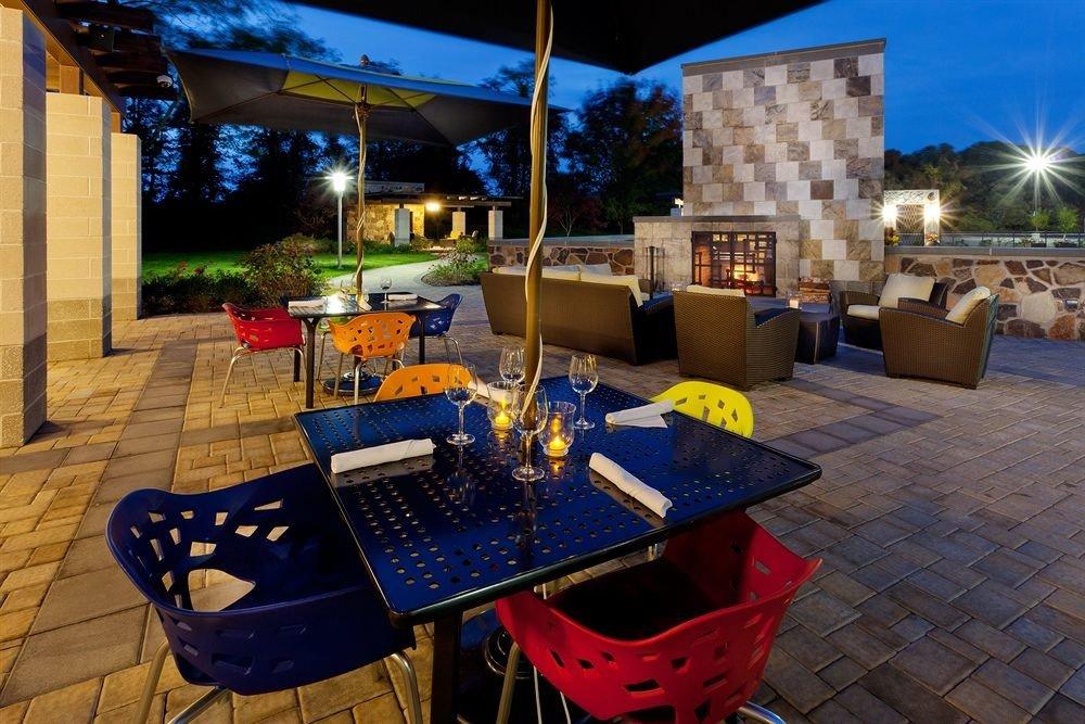 ground property Resort restaurant Villa home cottage hacienda backyard Bar outdoor structure