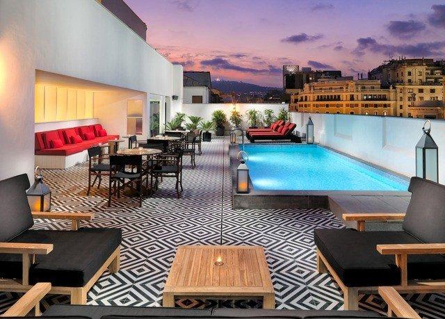 chair property recreation room Resort condominium Villa swimming pool Bar
