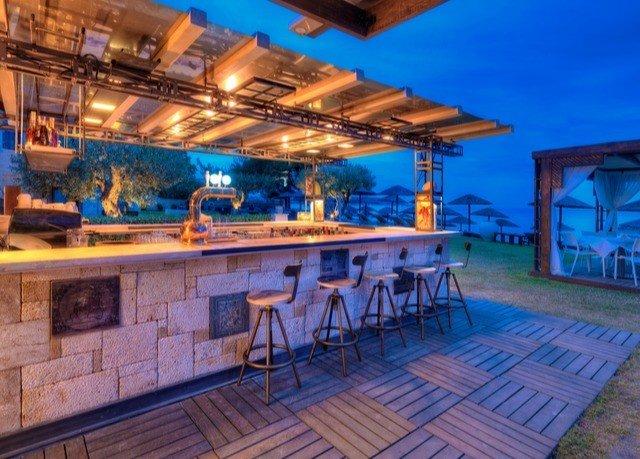 property swimming pool Resort Villa Bar hacienda mansion