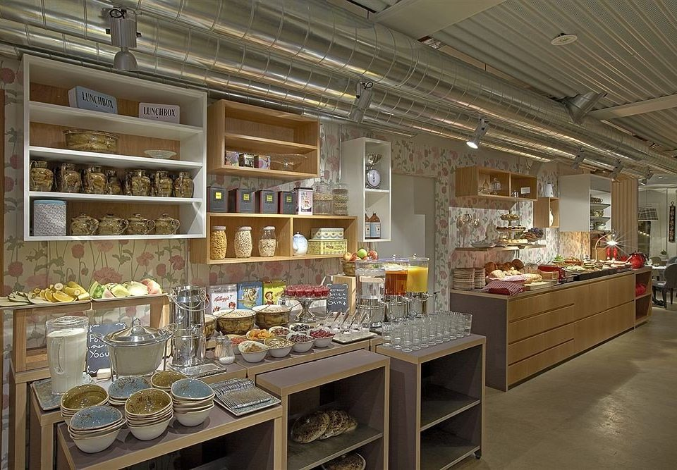 building bakery retail food grocery store counter cabinetry Bar Shop
