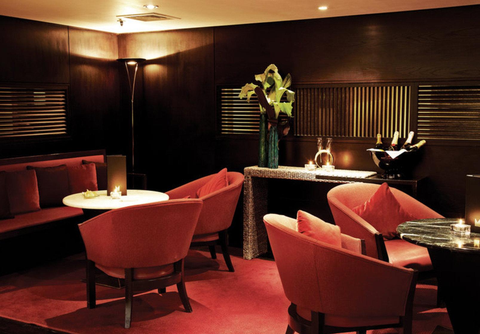 chair restaurant Bar Suite function hall lamp set