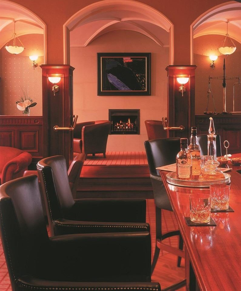 living room restaurant Suite Bar set