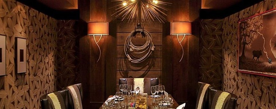 man made object lighting screenshot Winery Bar dining table
