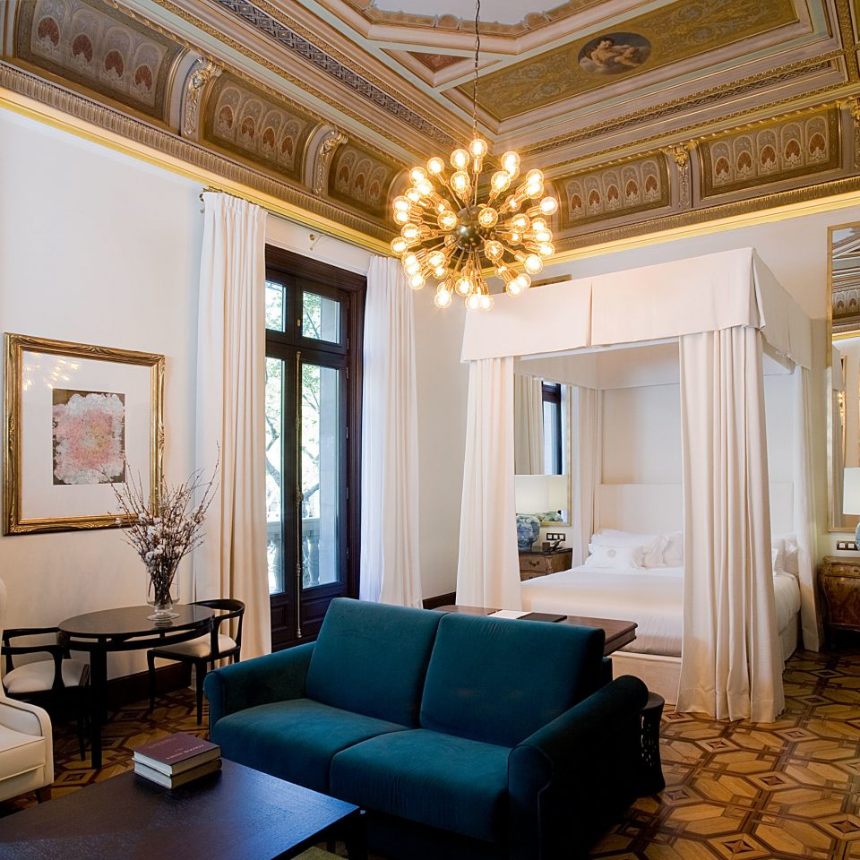 Barcelona Hotels Spain living room property home house mansion Villa Suite cottage