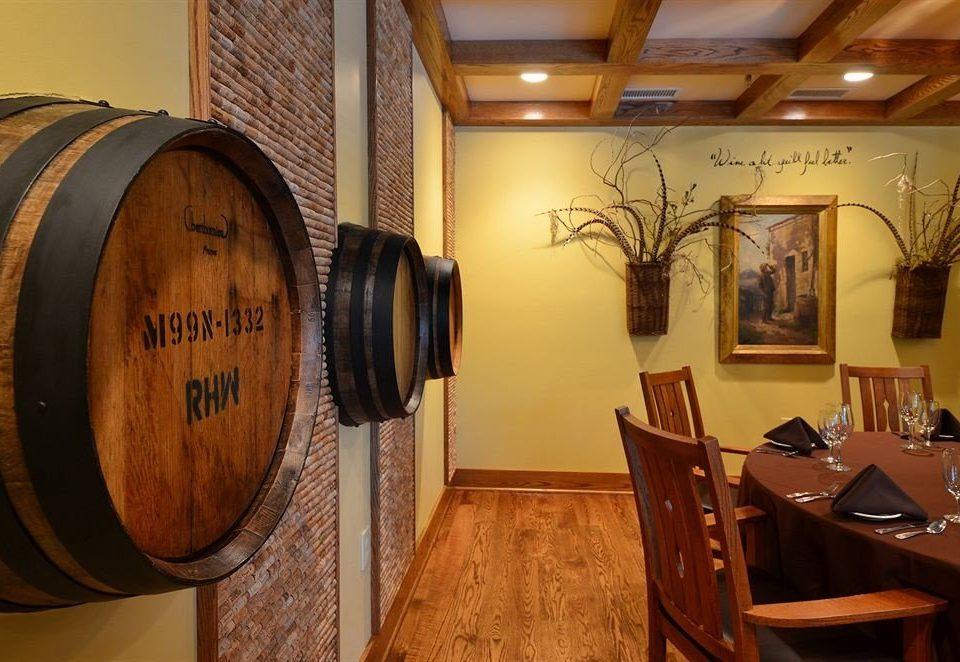 vessel barrel man made object restaurant tourist attraction basement