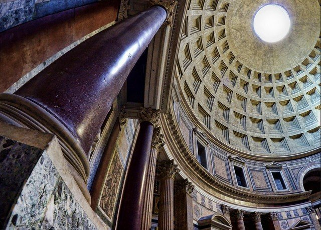 landmark dome building column place of worship symmetry basilica stone temple
