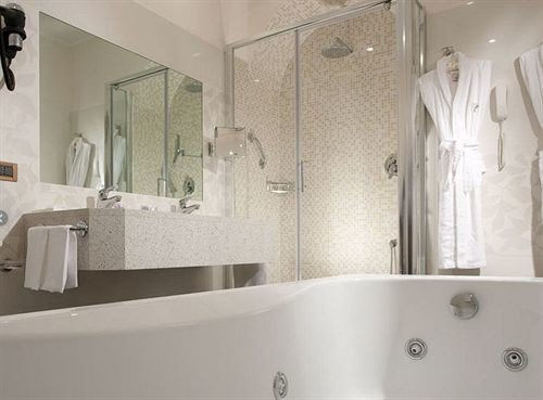 bathroom vessel bathtub property sink tub white plumbing fixture Bath bidet tile water basin