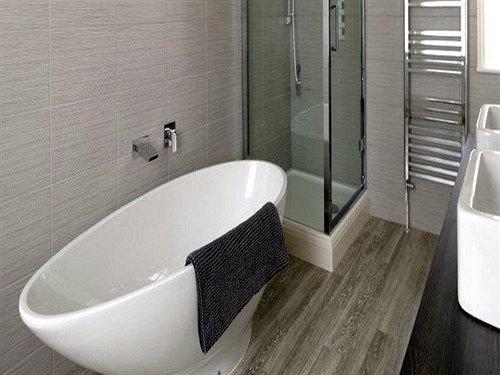 bathroom toilet bathtub plumbing fixture sink swimming pool shower white bidet tub jacuzzi Bath tiled