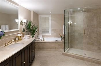 bathroom property sink home counter cottage tub Bath bathtub