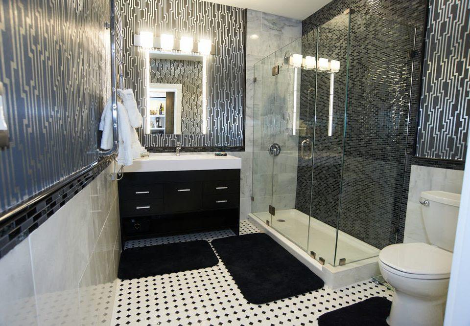 bathroom property shower sink cottage tiled home white tub tile Bath bathtub