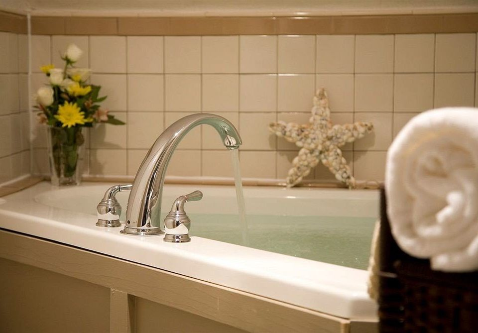 bathroom sink vessel bathtub plumbing fixture flooring toilet Bath water basin tub