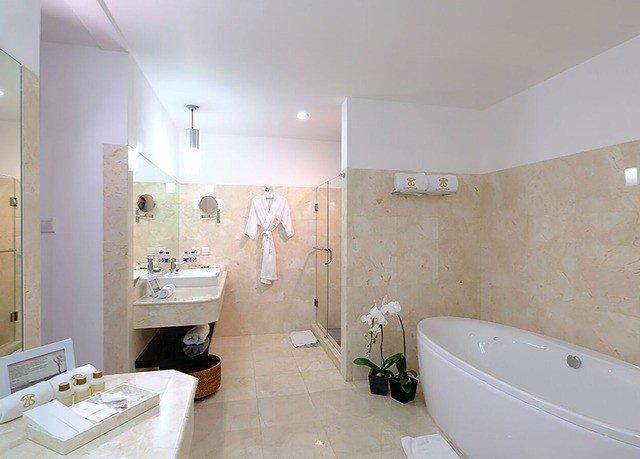 bathroom property sink vessel bathtub tub Bath tan