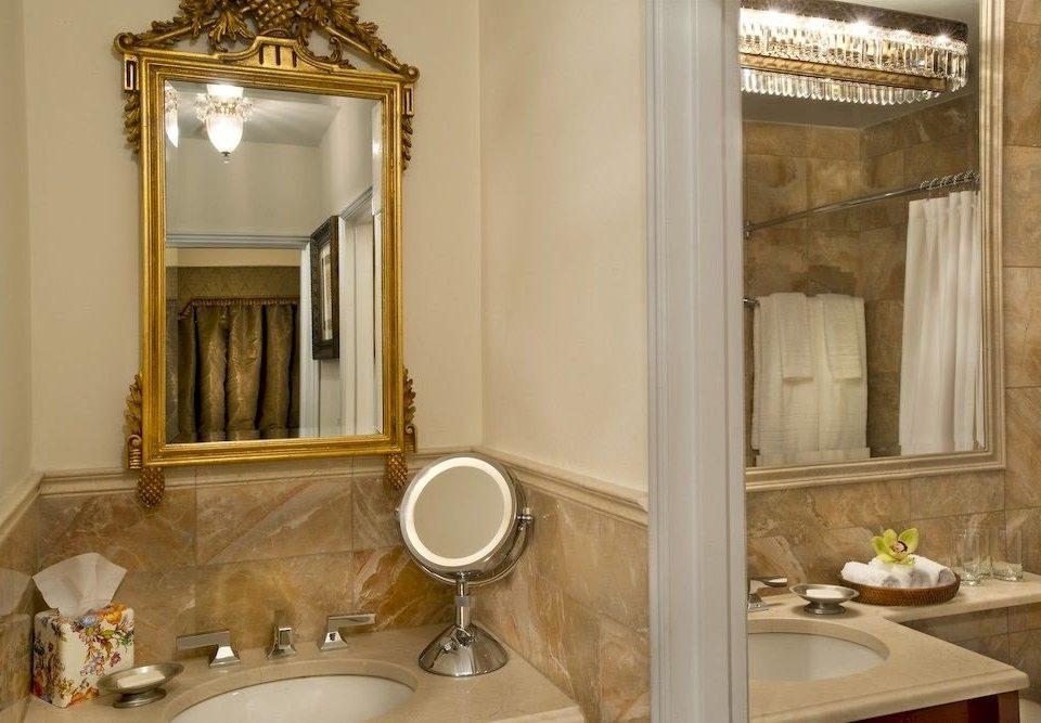 bathroom sink mirror property home cabinetry counter flooring Bath