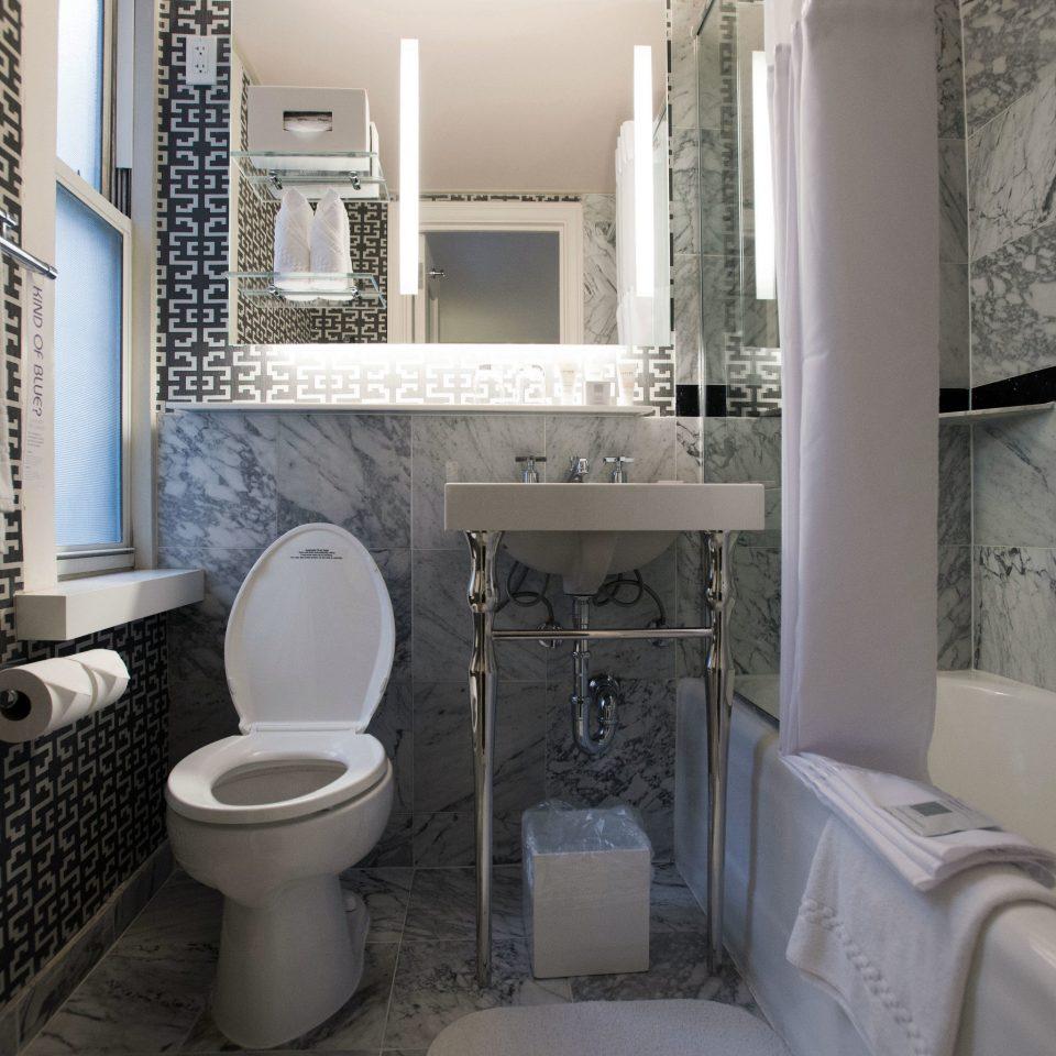 bathroom toilet property home flooring cottage tiled tile Bath