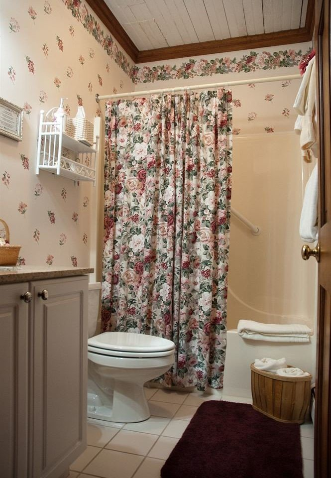 bathroom toilet curtain textile window treatment tub Bath