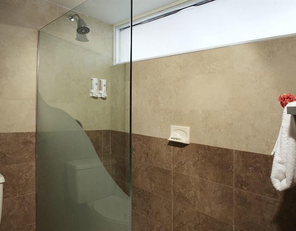 Bath bathroom toilet house plumbing fixture flooring home tile tiled