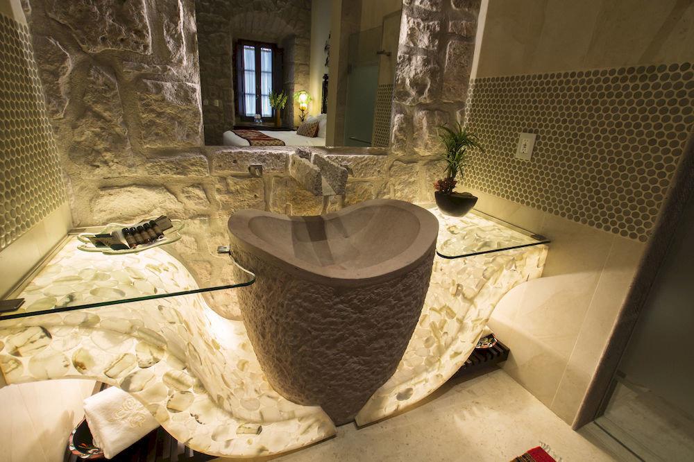 Bath Bedroom property bathroom swimming pool jacuzzi plumbing fixture bathtub flooring