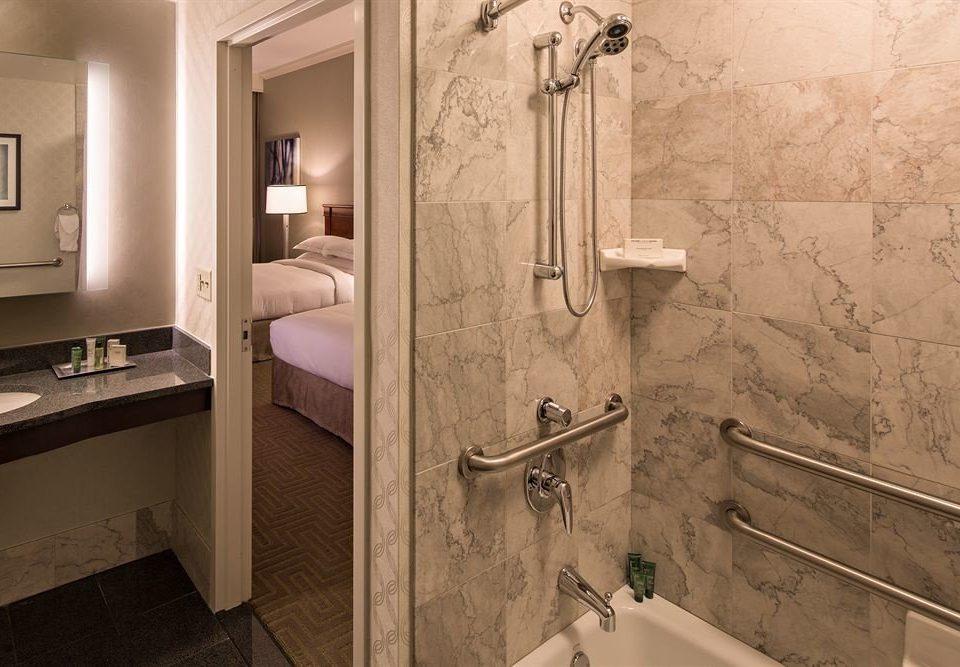 Bath Bedroom City Classic bathroom sink plumbing fixture home toilet flooring tile