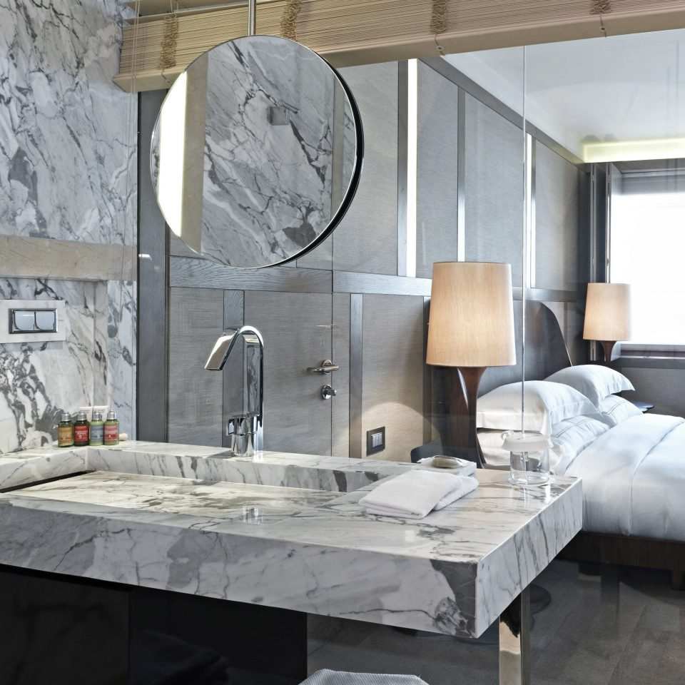 Bath Bedroom City Modern property home living room sink cottage stone