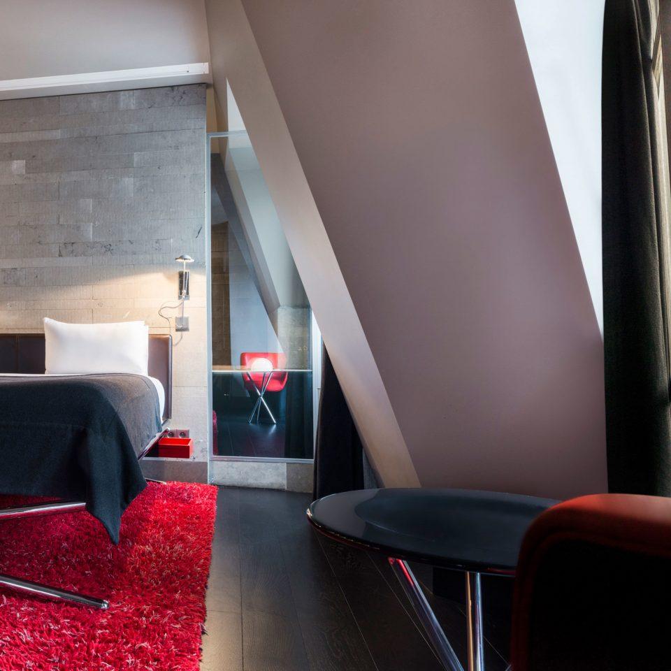 Bath Bedroom Elegant Hip Luxury Modern Scenic views Suite property house living room home flooring