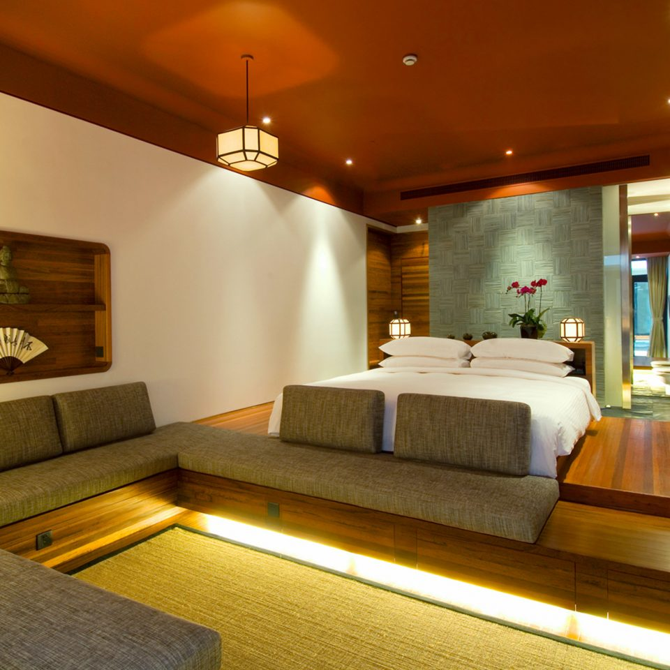 Bath Bedroom Modern property Suite home living room Lobby yacht