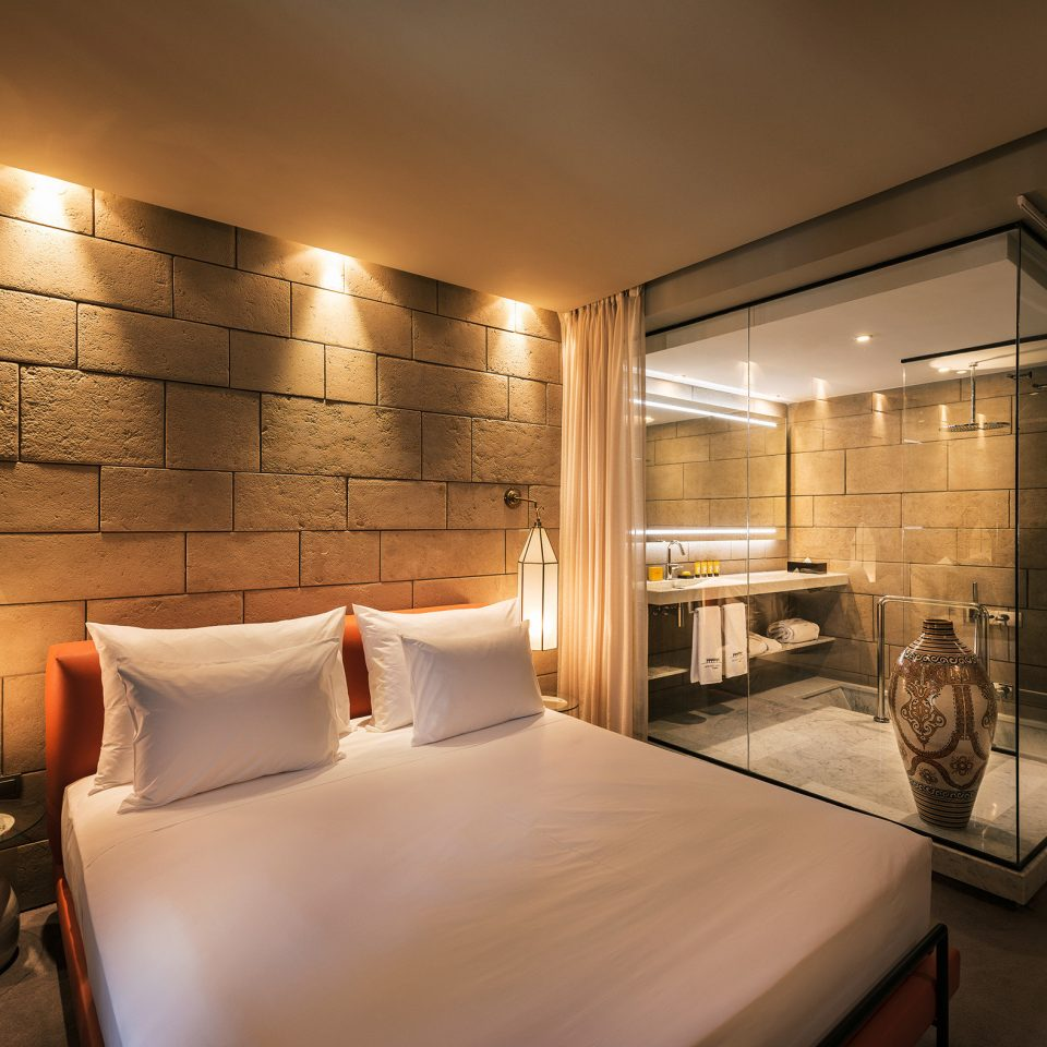 Bath Bedroom Modern Resort property Suite lighting home living room lamp