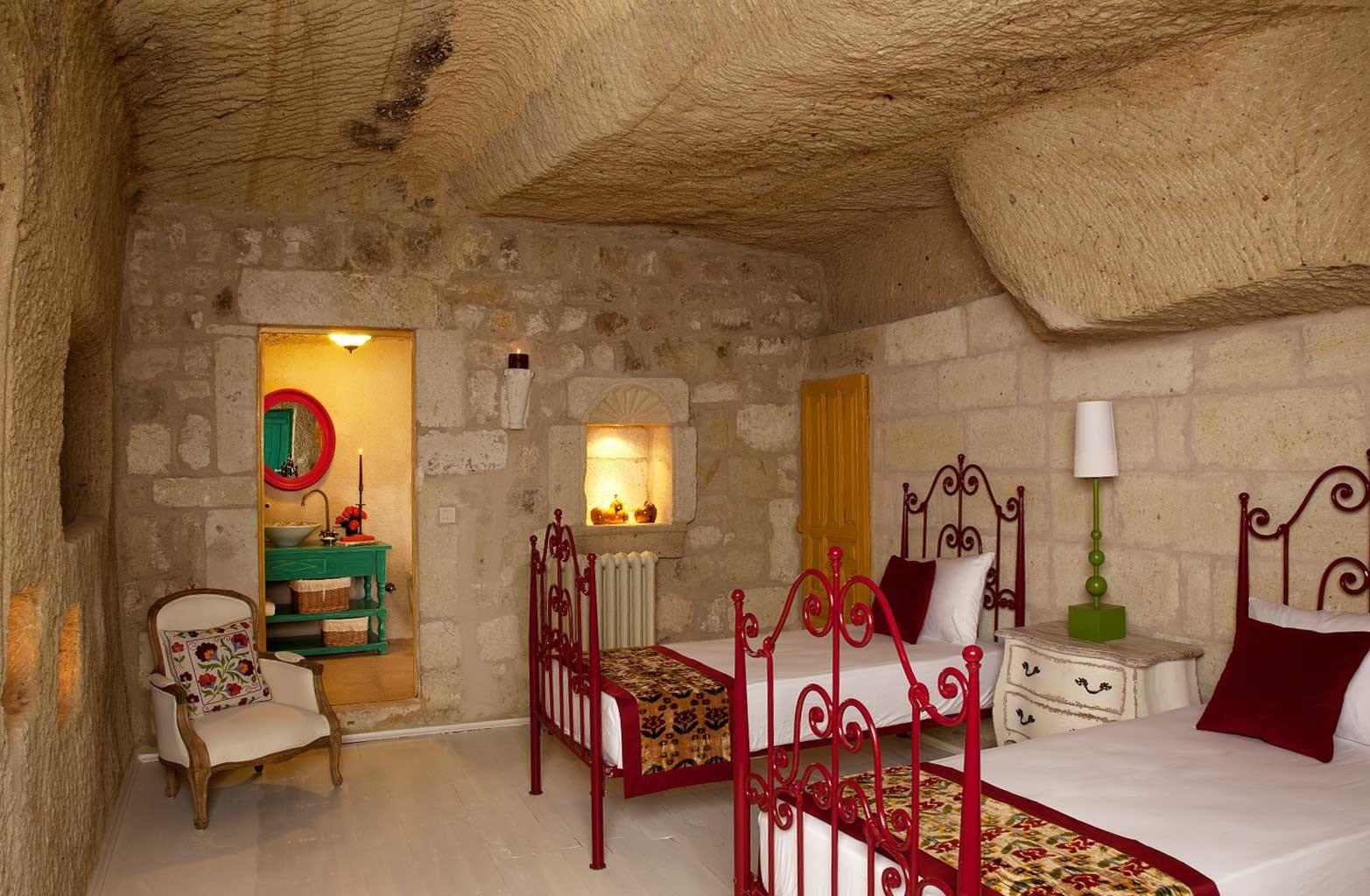 Bath Bedroom Rustic property building house cottage hacienda Villa living room