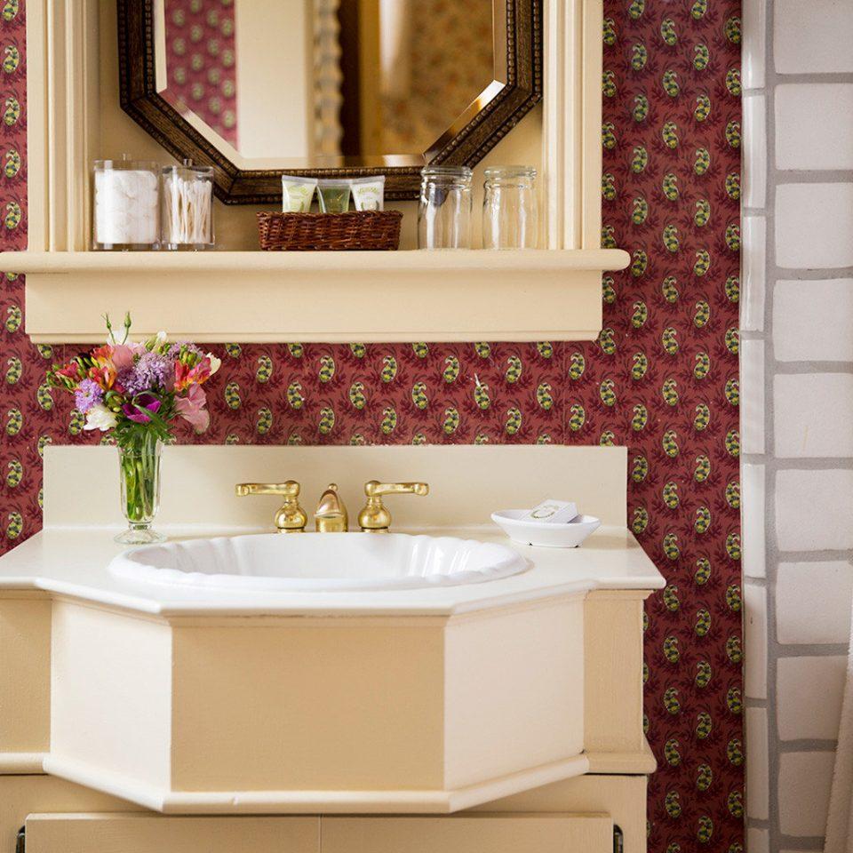 Bath Boutique City Historic Romance Romantic bathroom home flooring bathroom cabinet