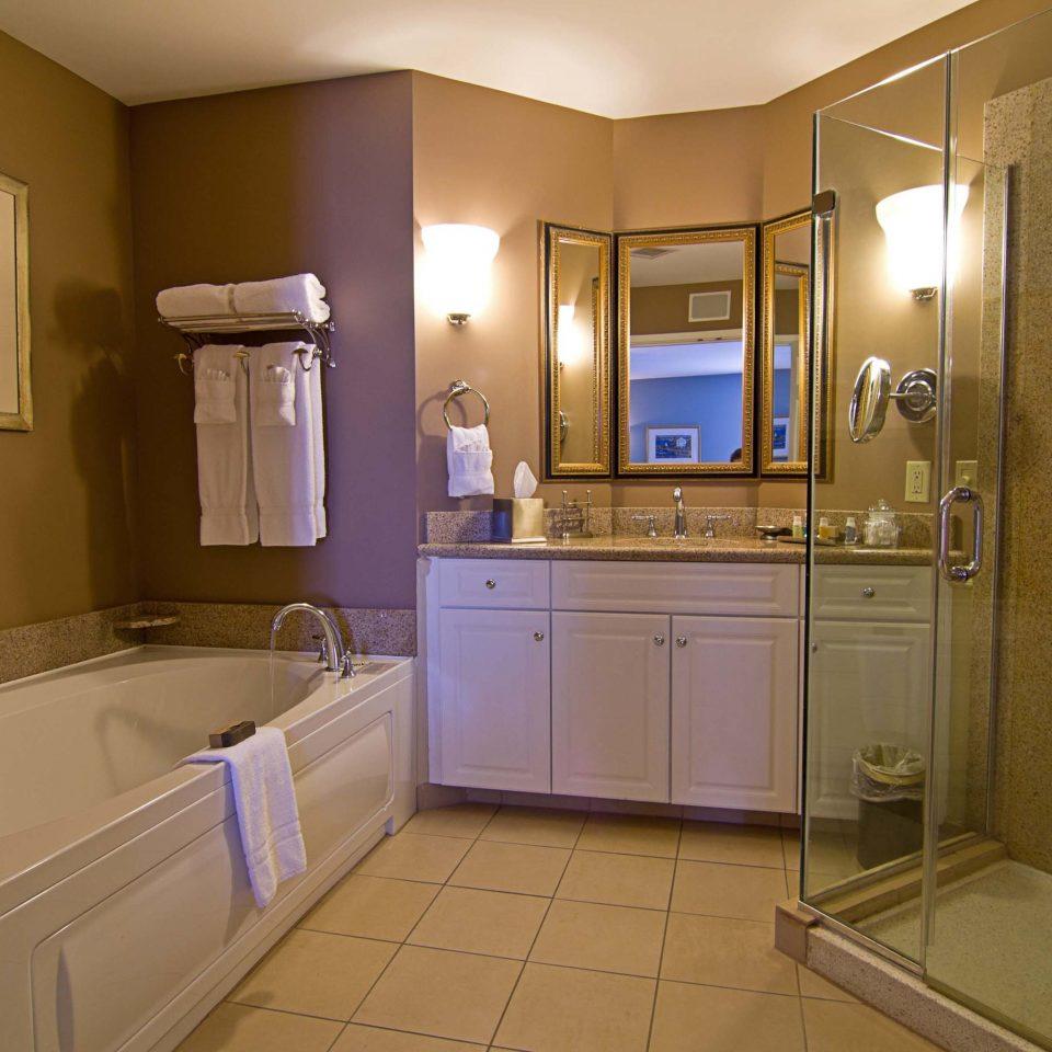 Bath Boutique Classic Historic bathroom property sink home Suite cottage cabinetry