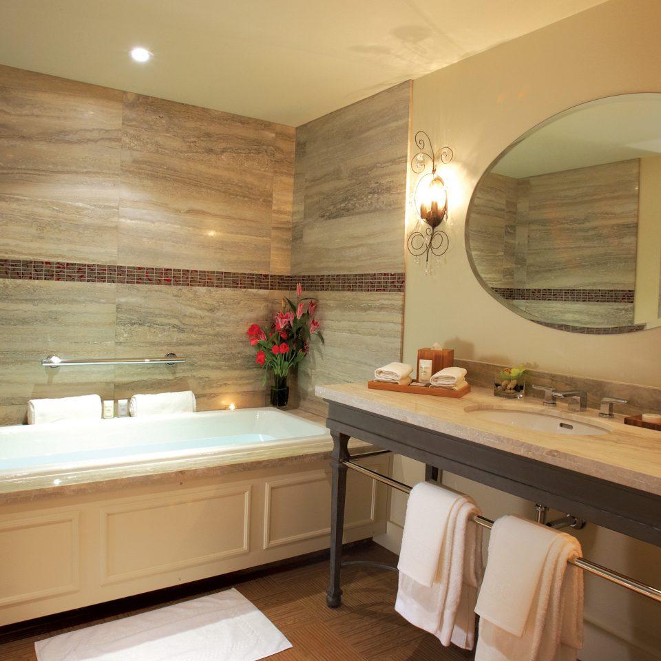 Bath Boutique Luxury bathroom property sink home Suite cottage