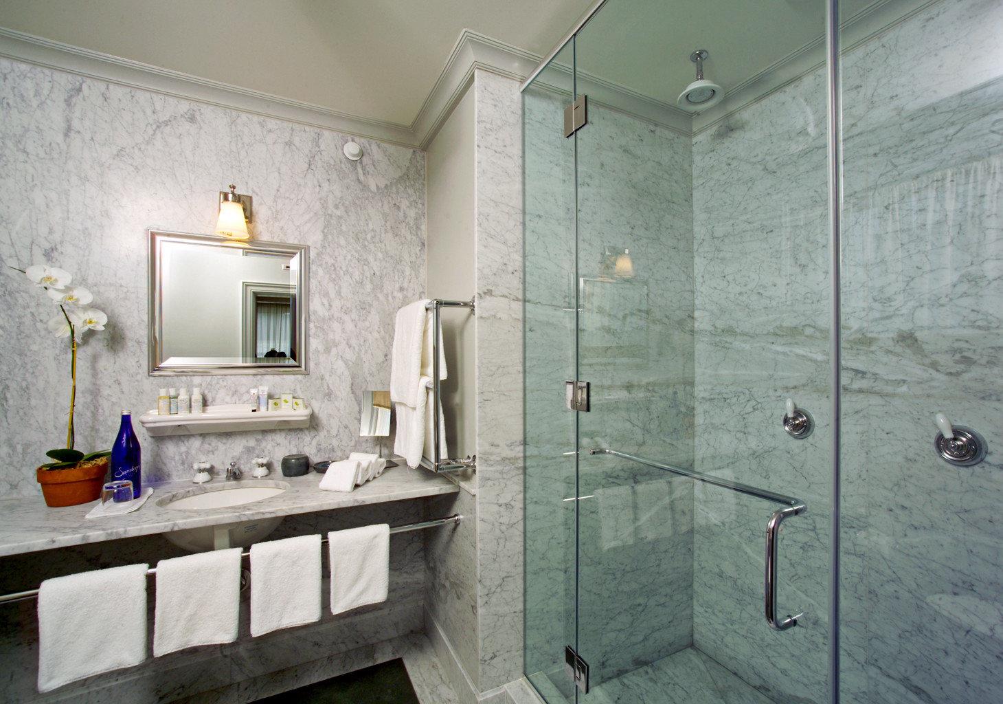 Bath Boutique Modern bathroom property home plumbing fixture flooring rack