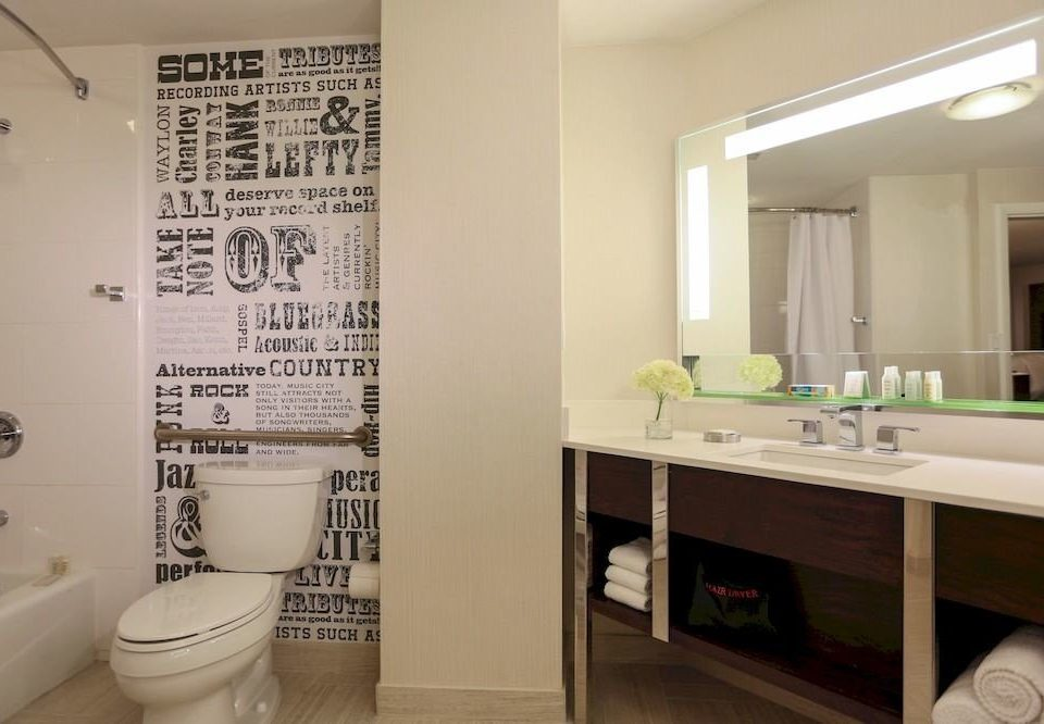 Bath Business City Hip bathroom property toilet home sink condominium Kitchen