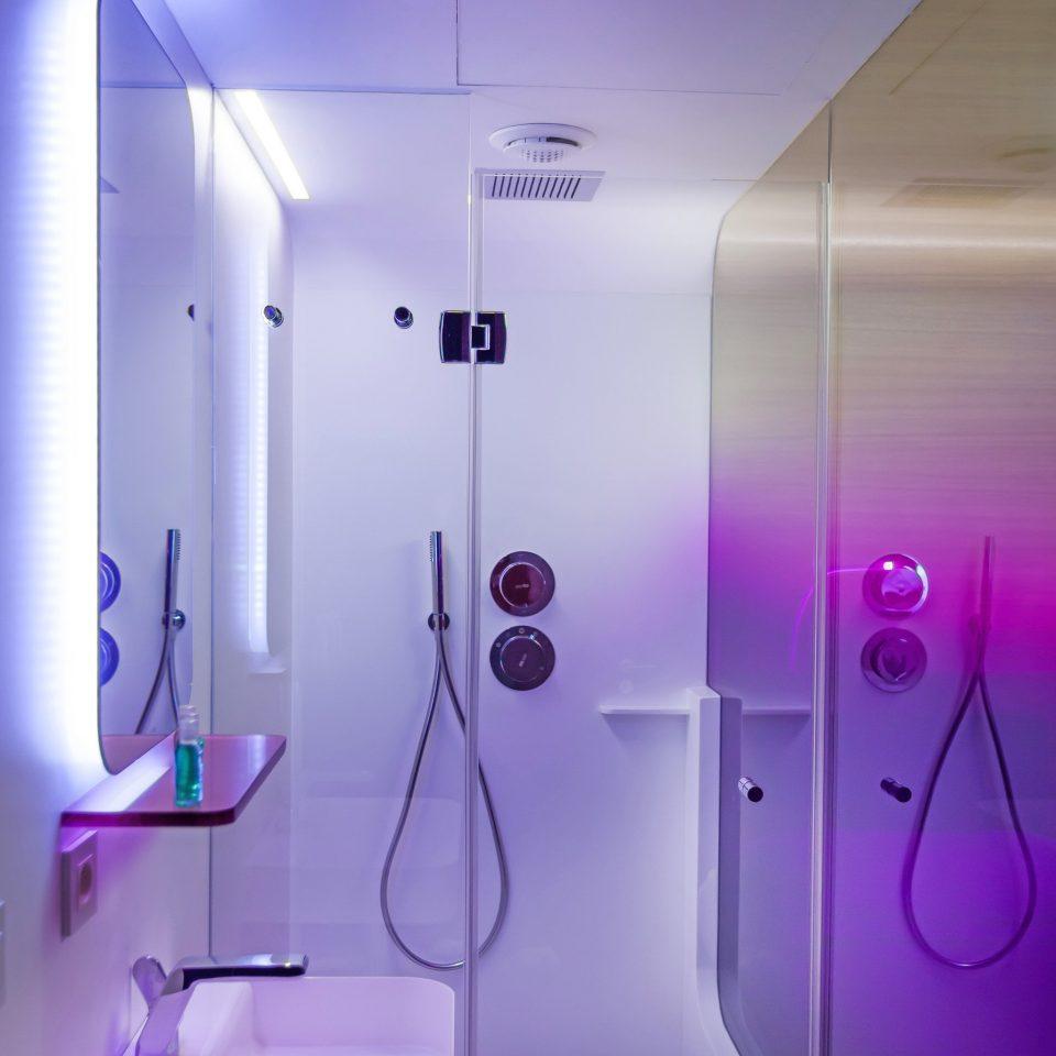 Bath Business City Hip Modern Resort Romance Romantic lighting plumbing fixture bathroom public toilet toilet
