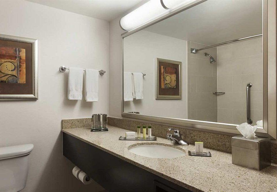 Bath Business Classic bathroom mirror sink property home Suite vanity plumbing fixture