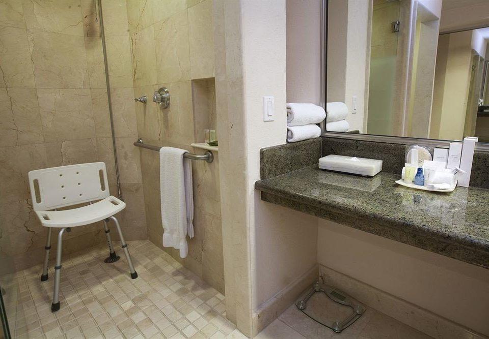 Bath Business Modern bathroom property sink home cottage flooring Suite toilet