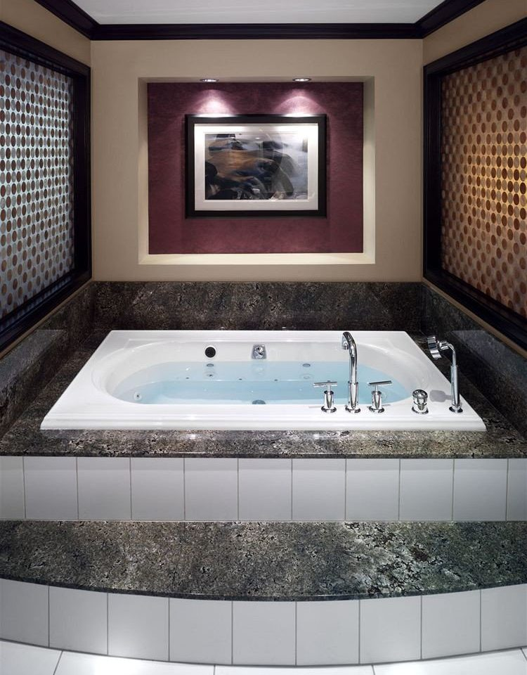 Bath Casino Resort bathroom vessel sink swimming pool bathtub jacuzzi tiled plumbing fixture flooring tile tub clean water basin square