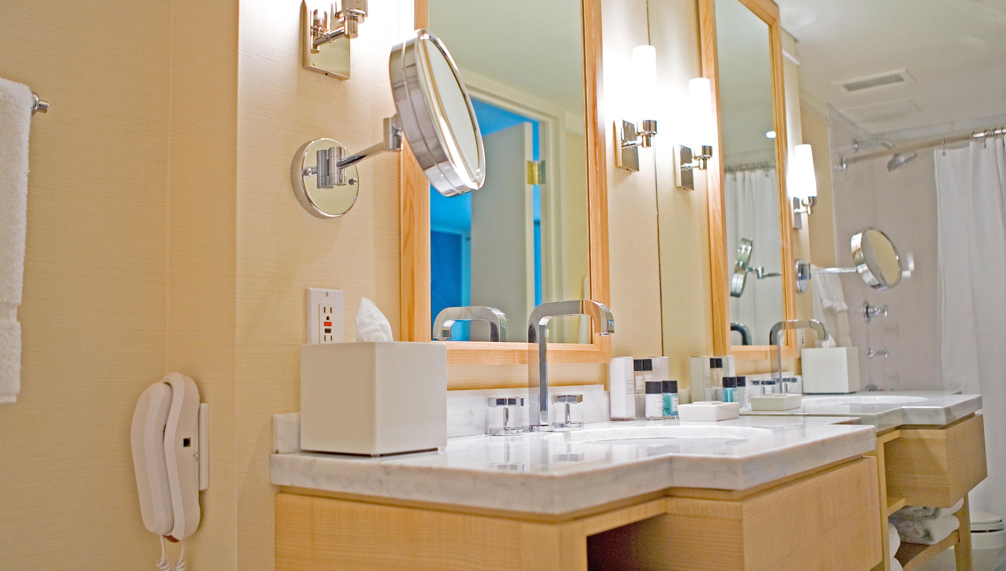 Bath City bathroom mirror property sink home cottage towel tub bathtub