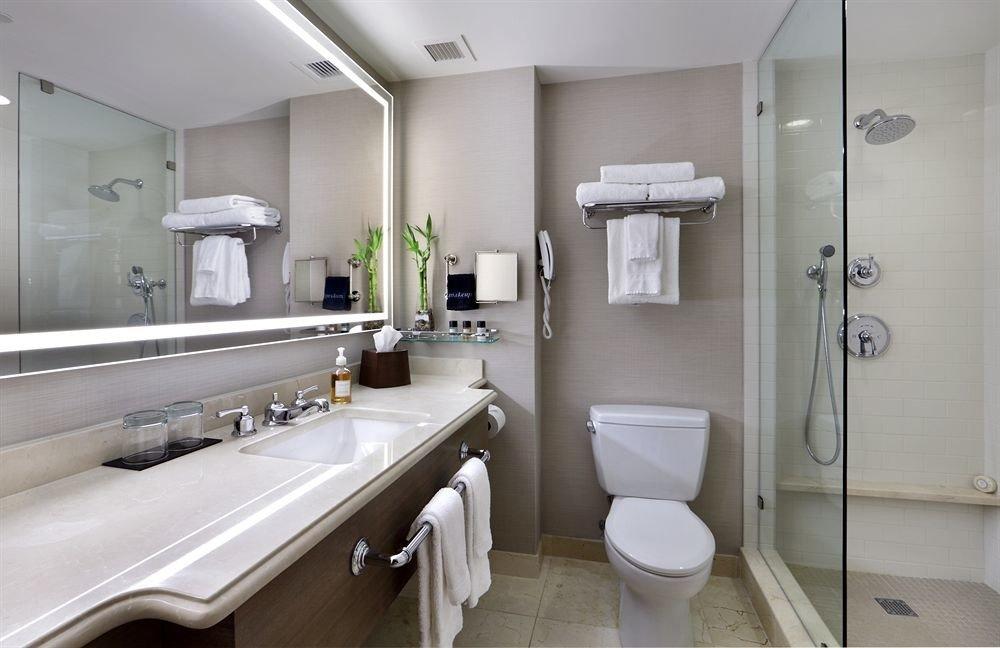 Bath City Classic bathroom sink mirror property toilet rack