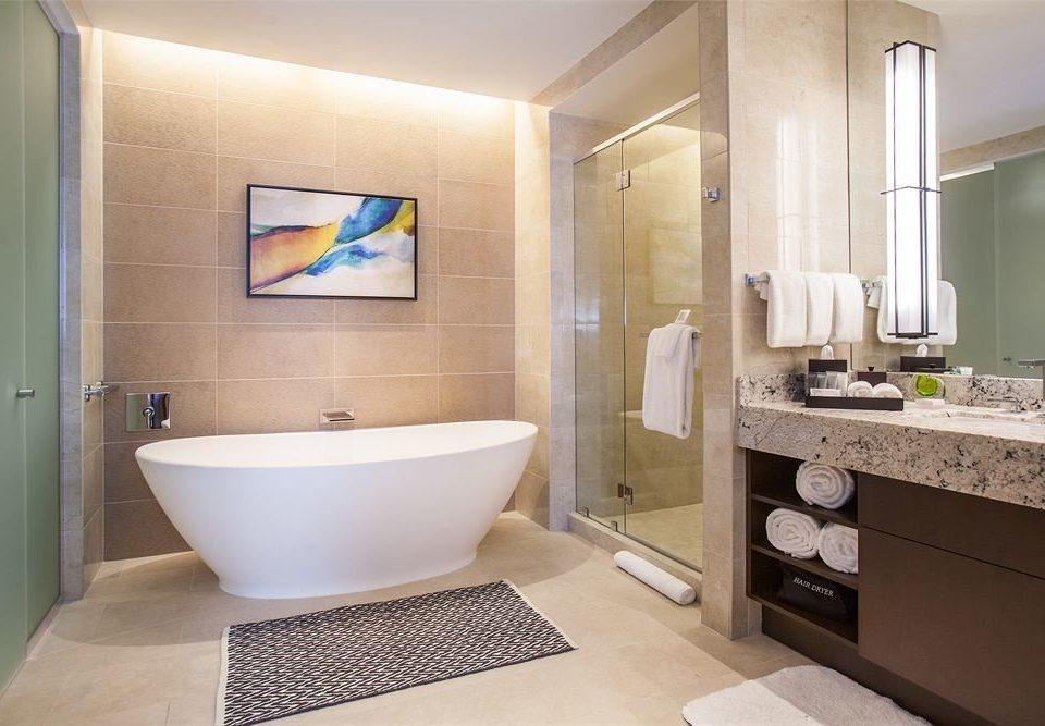Bath City Classic bathroom mirror sink property Suite bathtub home plumbing fixture bidet flooring condominium Modern tub