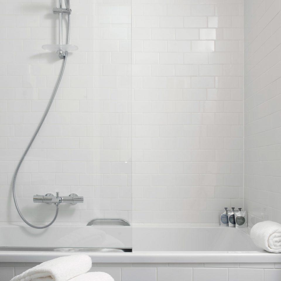Bath City Hip Modern bathroom sink plumbing fixture bathtub bidet toilet shower white tap flooring bathroom cabinet tile tiled