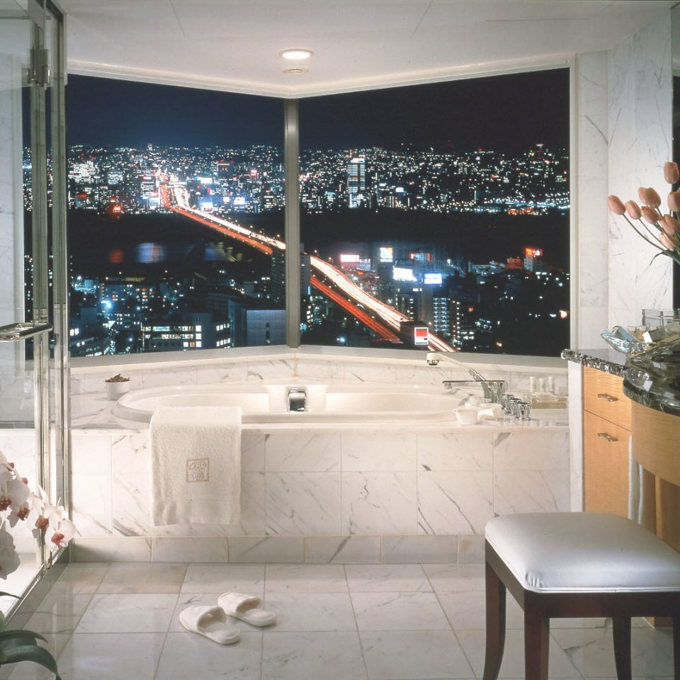 Bath City Luxury Modern Scenic views property home lighting glass countertop