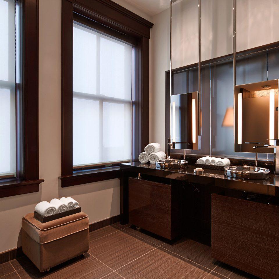 Bath City Modern property Suite home living room cabinetry condominium